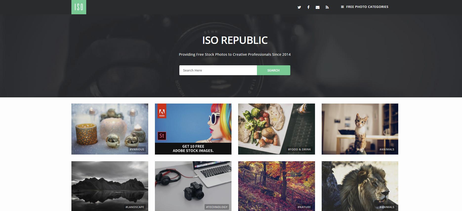 IsoRepublic, jogtiszta fotók, ingyenes fotók, jogtiszta képek, ingyenes képek