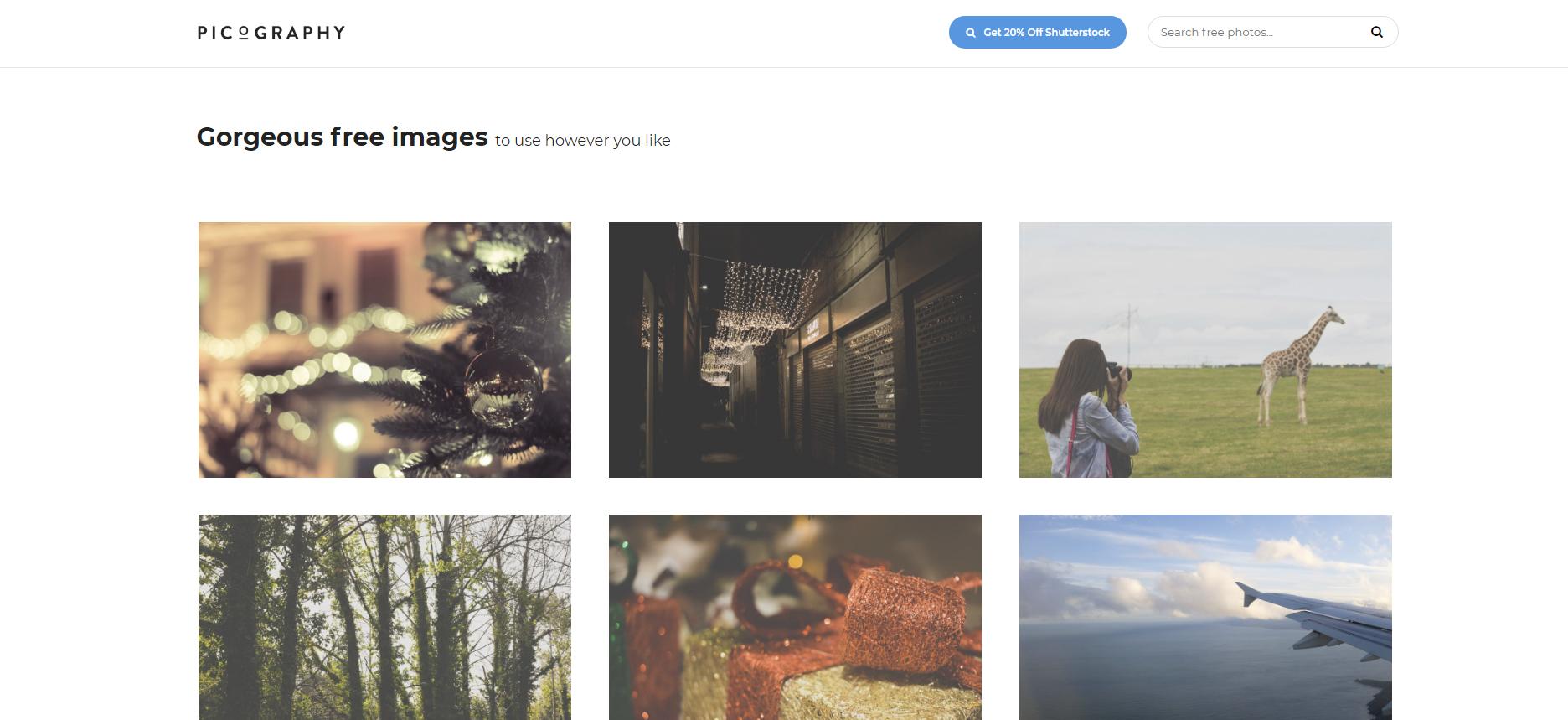 Picography, jogtiszta fotók, ingyenes fotók, jogtiszta képek, ingyenes képek